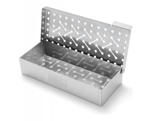 Универсальная коробка для копчения