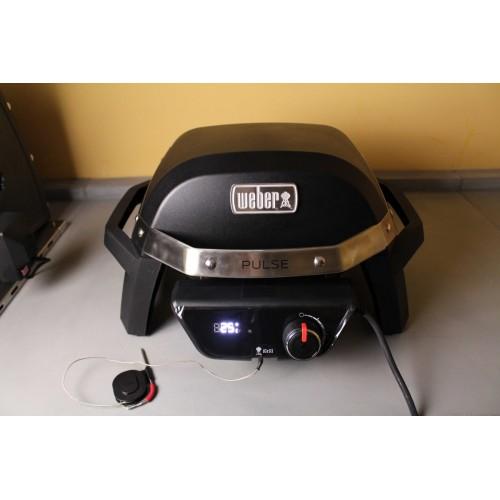 Аренда Электрического гриля Pulse 1000 Weber 81010079