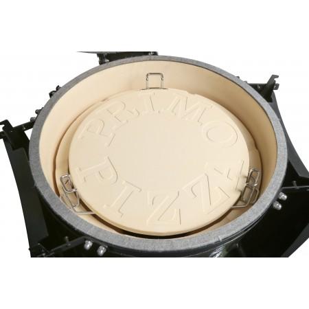Керамический угольный гриль Primo Large Round All in One PGCRC