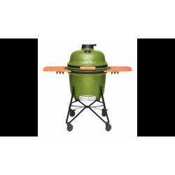 Большой керамический угольный гриль, зеленый BergHOFF 2415701