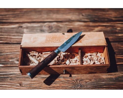 Нож из дамасской стали professional GRILLI, 9см 77733