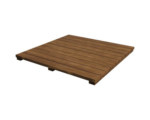Полка внутренняя для каркаса стола для гриля деревянная Big Green Egg120250