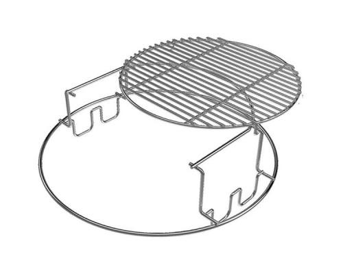 Решетка двохуровневая для гриля L