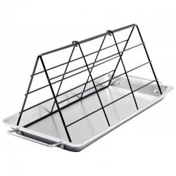 Стойка для бекона с поддоном для жира GrillPro 41550