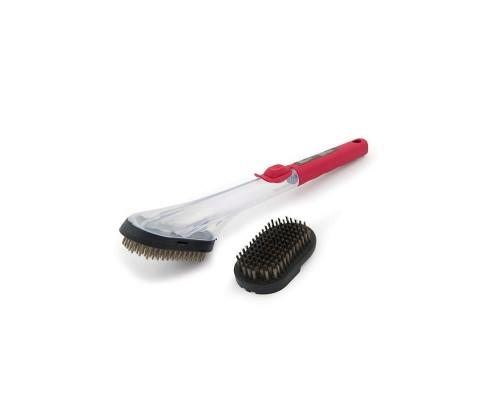 Щетка для гриля с силиконовой ручкой GrillPro 77675