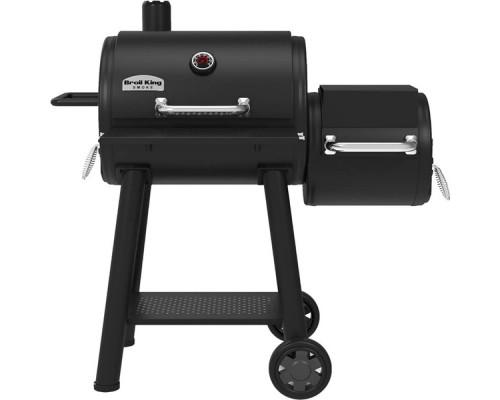 Угольный гриль-коптильня Smoke Offset 500 Broil King 955050