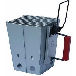 Складной стартер для розжига углей GrandHall с функцией мини-гриля A06816001T