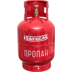 Металлический газовый баллон Safe Gas 8 л