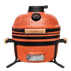 Средний керамический угольный гриль, оранжевый BergHoff 8500276