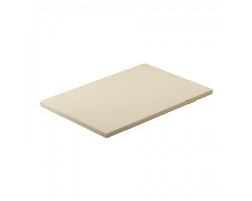 Доска для пиццы прямоугольная, каменная, 42x30x1,5 см Rosle R25235
