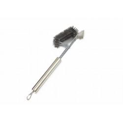 Щетка для гриля Premium 3в1 (щетка+скребок+открывашка) GRILLI 777720