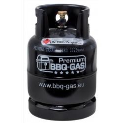 Газовый баллон, взрывобезопасный 9кг, 19л. Premium BBQ,. 777723