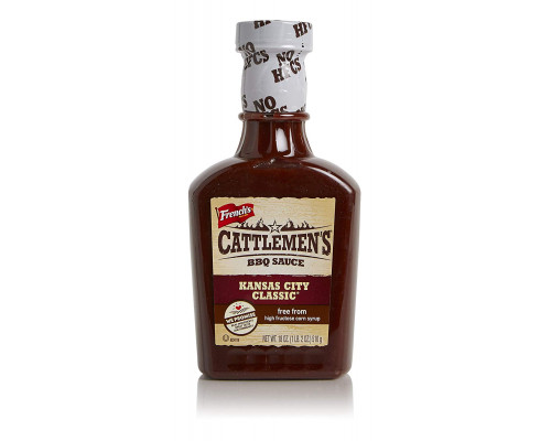 Барбекю соус Cattlemen''s BBQ Sauce 500мл Kansas City Classic