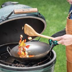 Вок стальной 43см Carbon Steel Wok Big Green Egg 120779