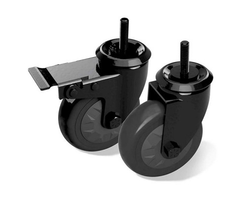 Комплект колесиков для стола BGE (2шт) 120410