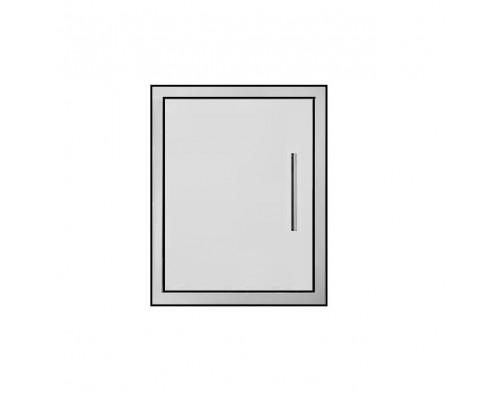 Встраиваемая дверца из нержавеющей стали GRILLI 777785