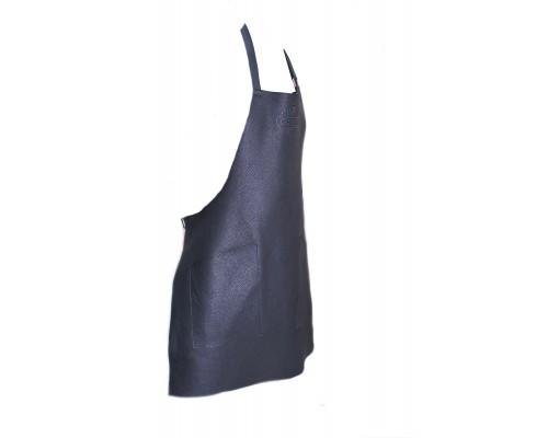 Фартук кожаный, черный TM GRILLI 777732