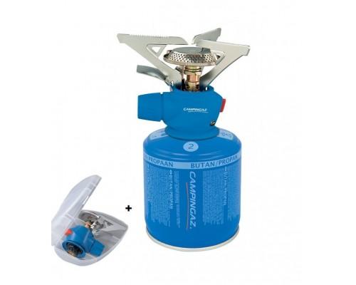 Газовая портативная горелка Campingaz TWISTER PLUS PZ, пьеза 2900 Вт 041908