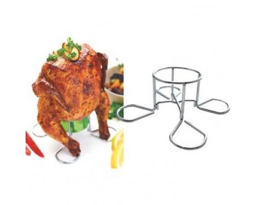 Стойка под бутылку с маринадом для курицы GrillPro 41331