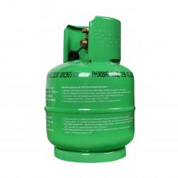 Газовый баллон, взрывобезопасный 4кг, 7л. GRILLI 777751