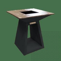 Гриль-Очаг Quan Premium Medium, черный QN91014