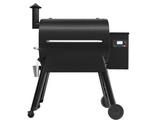 Пеллетный гриль TRAEGER PRO D2 780, черный