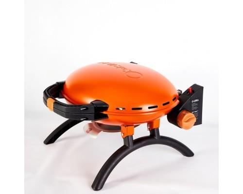 Портативный переносной газовый гриль O-GRILL 500, оранжевый
