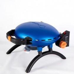 Переносной газовый гриль O-GRILL 500, синий