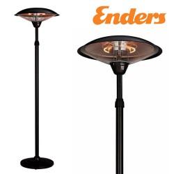 Электрический обогреватель  Enders Barcelona Black (2,0 кВт) new