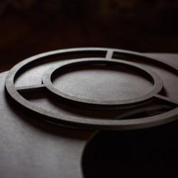 Стойка для казана UNO Kettle Черное термостойкое покрытие 25см