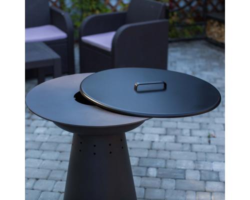 Крышка UNO Cover Черное термостойкое покрытие 60см