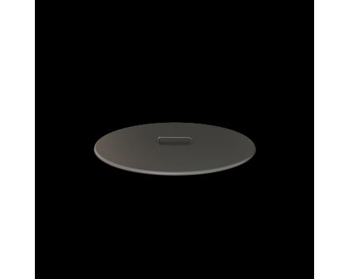 Крышка UNO Cover Черное термостойкое покрытие 70см