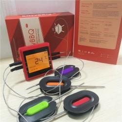 Выносной Bluetooth термометр EasyBBQ Pro4