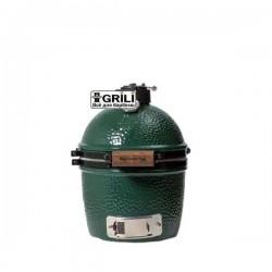 Керамический угольный гриль mini Big Green Egg ALGE