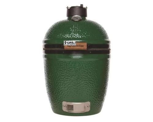 Керамический угольный гриль S Big Green Egg (ASHD / 117601)
