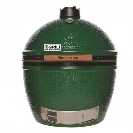 Керамічний вугільний гриль XL Big Green Egg (AXLHD / 117649)