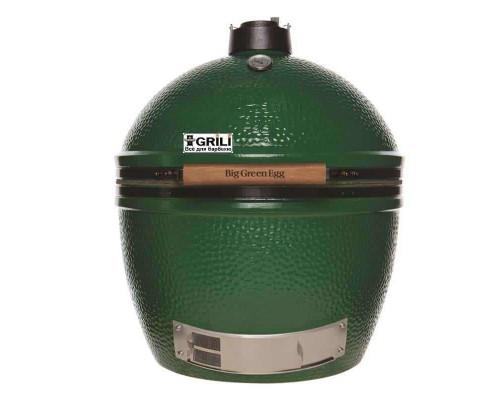 Керамический угольный гриль XL Big Green Egg (AXLHD / 117649)
