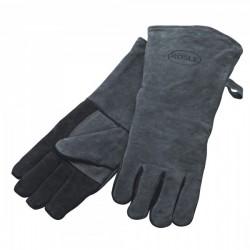 Кожаные рукавицы для гриля Rosle R25031