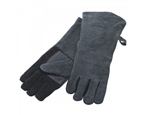 Кожаные рукавицы для гриля Roesle