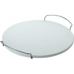Керамический круг для пиццы с подставкой Rosle R25074