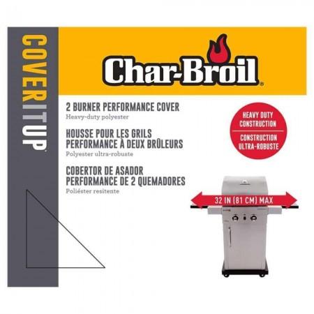 Чехол 2-горелочного гриля Char-Broil 4589893