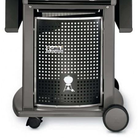 Гриль газовый Spirit E-210 Classic черный Weber 46010075