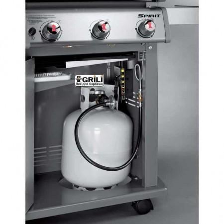 Гриль газовый Spirit S-320 Premium GBS металлик Weber 46703575