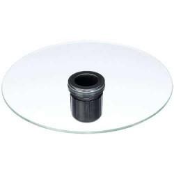 Стеклянный стол для обогревателей Elegance и Rattan Enders 5062
