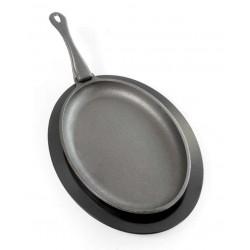 Сковорода чугунная с подставкой Napoleon 56003