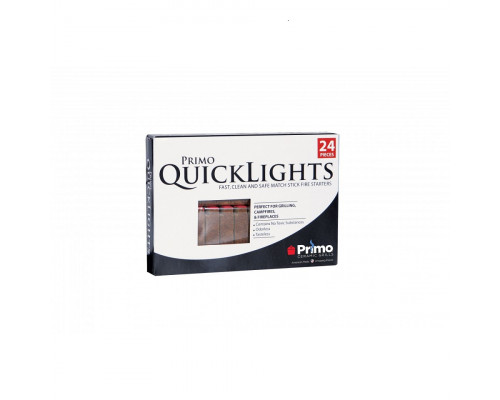 Палочки для розжига угля Primo Quick Lights 24 шт. Primo 609