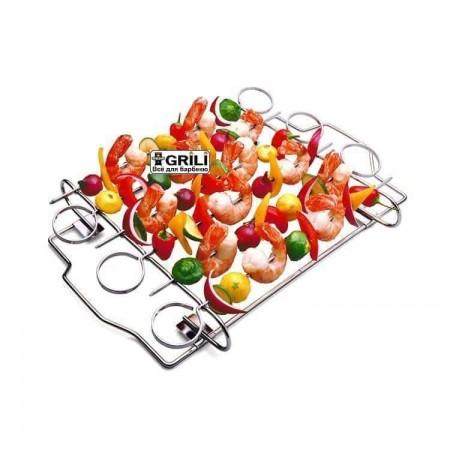 Набор Shish Kebab 6 шпажек Weber 6405