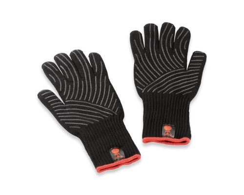 Жаростойкие перчатки S/M Weber 6669