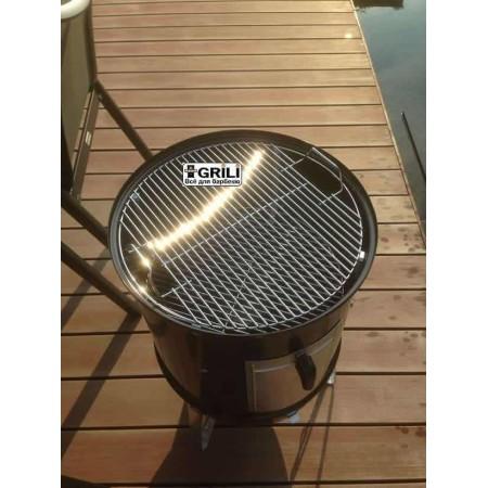 Угольная коптильня 47 см Weber 721004