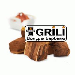 """Стружка для копчения """"Виски"""", мини-блоки GrillPro 7637"""